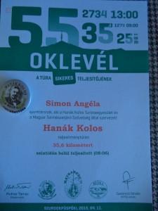 Hanák Kolos TT a Mátrában-2015
